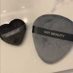 Tati beauty makeup sponges